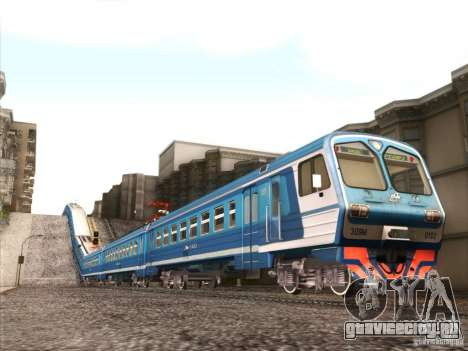 TrainCamFix для GTA San Andreas второй скриншот