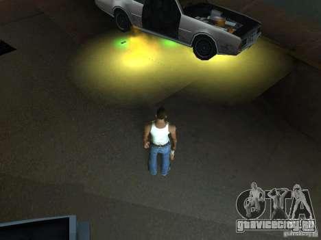 IVLM 2.0 TEST №3 для GTA San Andreas седьмой скриншот