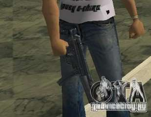 Max Payne 2 Weapons Pack v1 для GTA Vice City