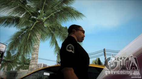 Behind Space Of Realities 2012 Palm Part v1.0.0 для GTA San Andreas второй скриншот