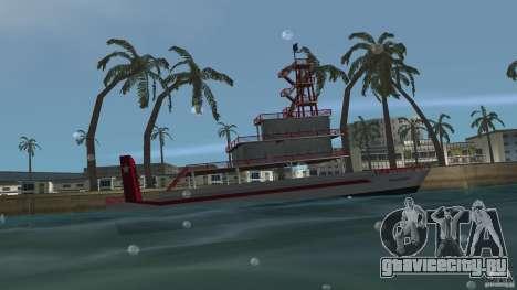 Ferry для GTA Vice City вид слева