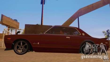 Nissan Skyline GT-R 2000 для GTA San Andreas