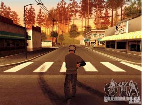 ENBSeries FS by FLaGeR v 1.0 для GTA San Andreas третий скриншот