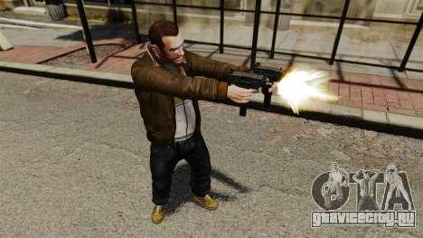 Двойная специализация для GTA 4 пятый скриншот