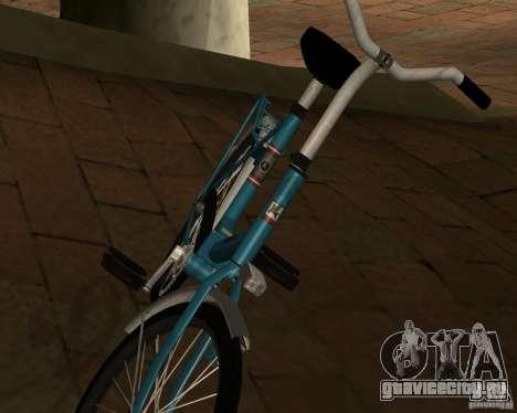 Romet Wigry 3 для GTA San Andreas вид слева