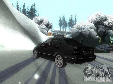 Renault 19 Chamade для GTA San Andreas вид справа
