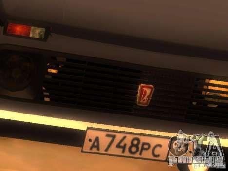 ВАЗ-2131 НИВА для GTA San Andreas вид сбоку