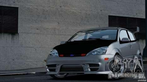 Ford Focus SVT для GTA 4