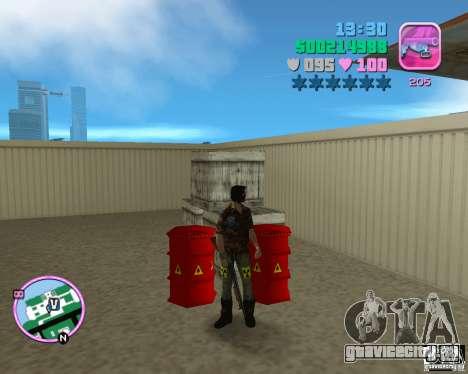 Stalker для GTA Vice City седьмой скриншот