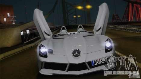 Mercedes-Benz SLR Stirling Moss 2005 для GTA San Andreas