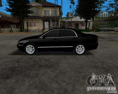 Mitsubishi Diamante для GTA San Andreas вид слева