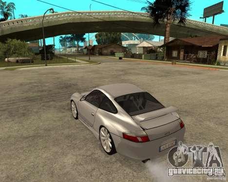 Porsche GT3 для GTA San Andreas вид слева