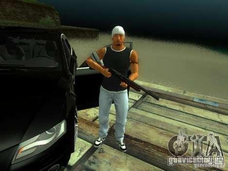 Пацан в FBI 2 для GTA San Andreas второй скриншот