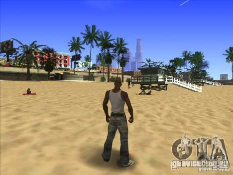 ENBseies v0.075 для слабых компьютеров для GTA San Andreas