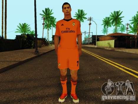 Криштиану Роналду v3 для GTA San Andreas