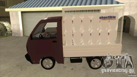 Suzuki Carry 4wd 1985 Abastible для GTA San Andreas вид слева