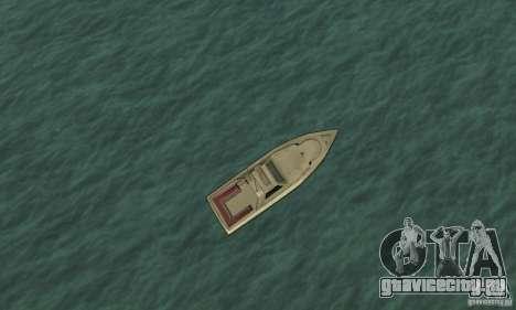 GTA III Ghost для GTA San Andreas вид справа