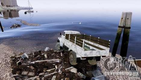 Триаловская трасса для GTA 4 второй скриншот