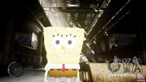 Спанч Боб для GTA 4 третий скриншот