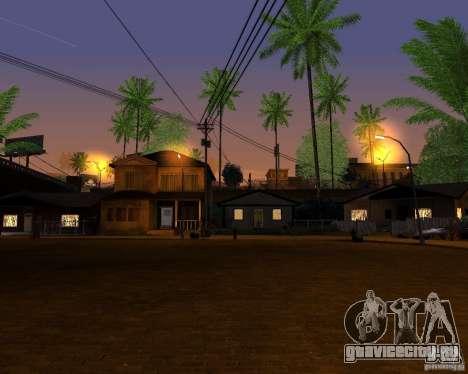 Real World ENBSeries v4.0 для GTA San Andreas четвёртый скриншот