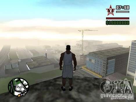 SAVE в любом месте для GTA San Andreas