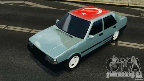 Tofas Dogan SLX EmreAKIN Edition для GTA 4