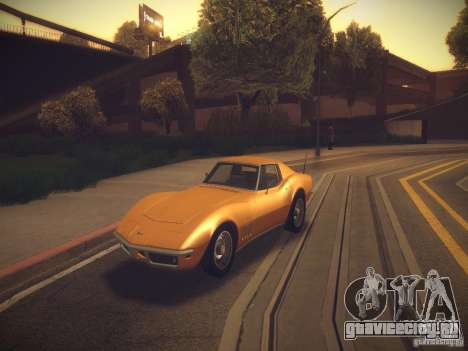 ENB v2 by Tinrion для GTA San Andreas