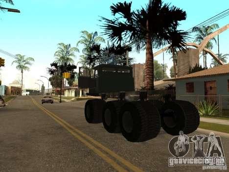 ГАЗ 66 Сайгак для GTA San Andreas вид справа