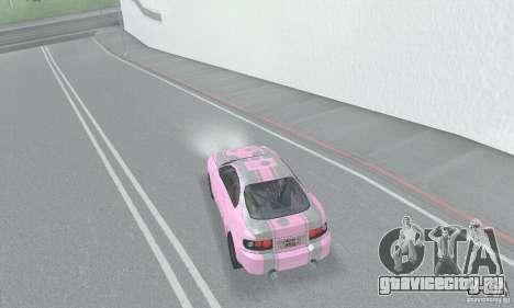 Toyota Celica GT4 2000 для GTA San Andreas салон