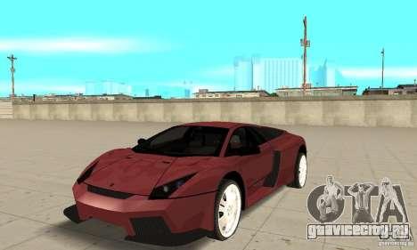 Lamborghini Murcielago Tuned для GTA San Andreas