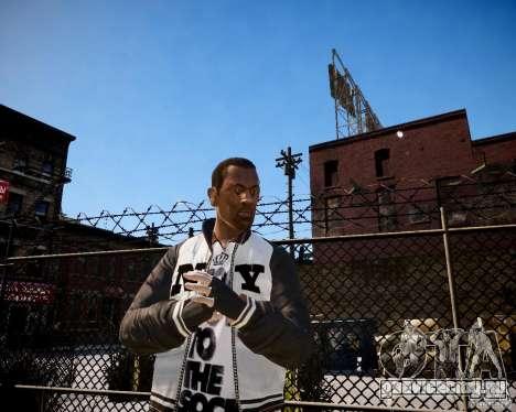 Niko - Cj для GTA 4 второй скриншот