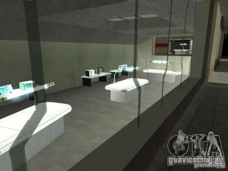 Открытая Зона 69 для GTA San Andreas шестой скриншот
