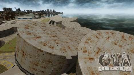 Дрифт-трек GTA IV для GTA 4 шестой скриншот
