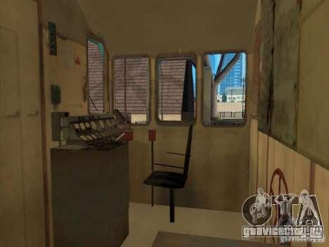 ТЭМ2УМ-420 для GTA San Andreas вид сбоку