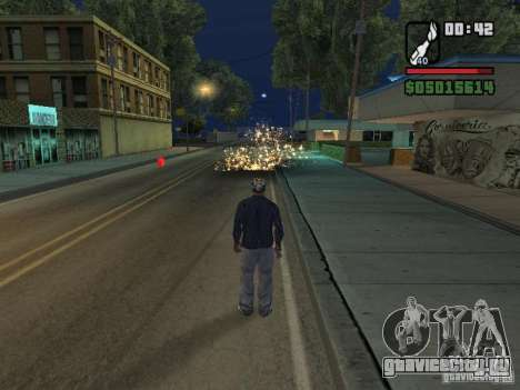 New Realistic Effects для GTA San Andreas четвёртый скриншот