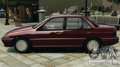 Mercury Tracer 1993 v1.1 для GTA 4