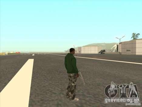 Телепорт к маркеру для GTA San Andreas третий скриншот