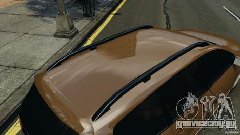 Volkswagen Passat Variant B7 для GTA 4 вид сбоку