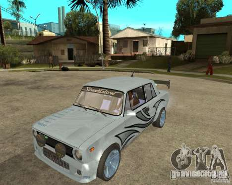 ВАЗ 2101 Тюнинг для GTA San Andreas