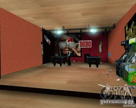 Новый бар в Гантоне для GTA San Andreas второй скриншот