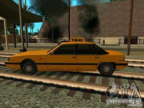 Intruder Taxi для GTA San Andreas вид слева