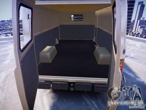 УАЗ 3741 - Батон для GTA 4 вид сбоку