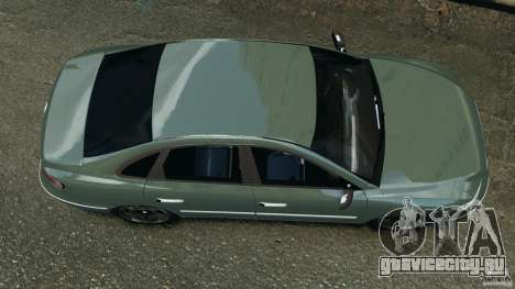 Hyundai Azera для GTA 4 вид справа