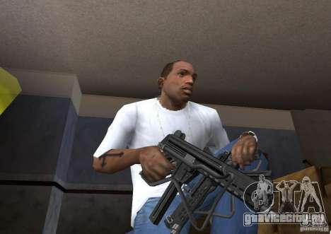 Weapon Pack by viter для GTA San Andreas четвёртый скриншот