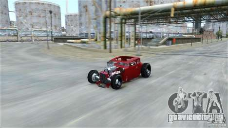 Smith 34 Hot-Rod Restyling для GTA 4