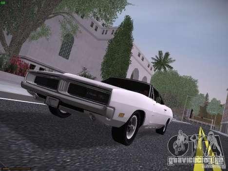 LiberrtySun Graphics ENB v3.0 для GTA San Andreas десятый скриншот