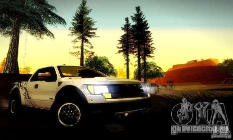 Ford F-150 SVT Raptor V1.0 для GTA San Andreas вид справа