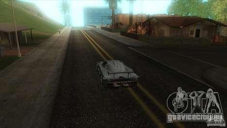 Качественные дороги в LS для GTA San Andreas шестой скриншот