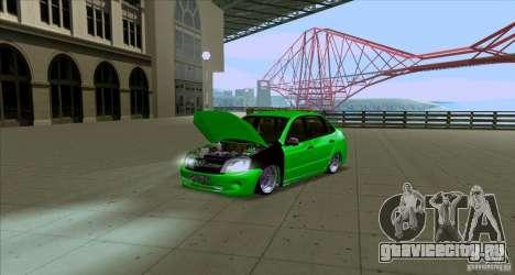 Lada Granta JDM для GTA San Andreas