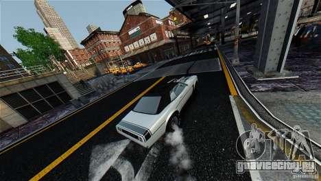 Tampa из GTA EFLC для GTA 4 вид справа